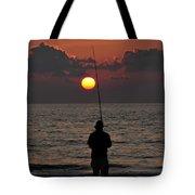 Surf Fishing 1 Tote Bag