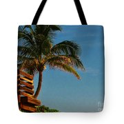 Surf Lookout Tote Bag
