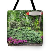 Surf Table Tote Bag