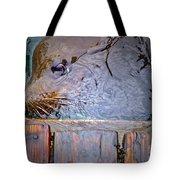 Surfacing Tote Bag