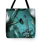 Surgical Still Life. Tote Bag