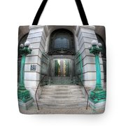 Surrogate's Courthouse I Tote Bag