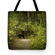Surrounded By American Beauty Tote Bag