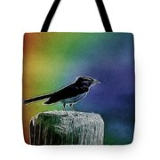 Surrounded By Color Tote Bag