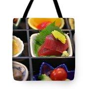Sushi Art Tote Bag