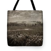 Suspended Over The Wetlands Tote Bag