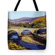 Sutherland Scotland Tote Bag