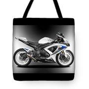 Suzuki Gsxr Tote Bag