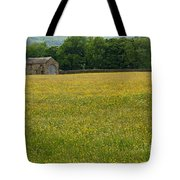Swaledale Buttercup Meadow Tote Bag
