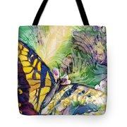 Swallowtail 1 Tote Bag