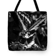 Swallowtail On Lantana Tote Bag