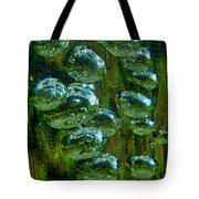 Swamp Gas Tote Bag