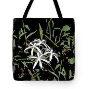 Swamplilies Tote Bag