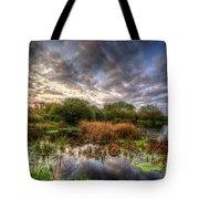 Swampy Tote Bag