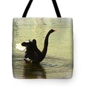 Swan Dance 3 Tote Bag