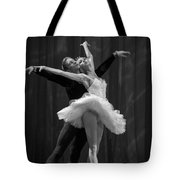 Swan Lake  White Adagio  Russia 2 Tote Bag by Clare Bambers