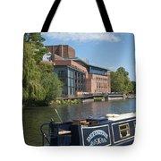 Swan Theatre  Tote Bag