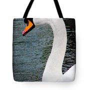 Swansong Tote Bag
