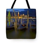 Swaying Gondolas Tote Bag