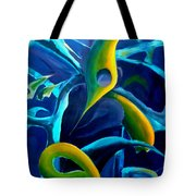 Swaying In Harmony 1 Tote Bag