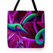 Swaying In Harmony 3 Tote Bag