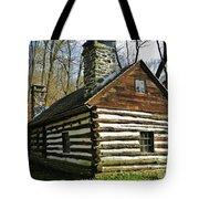 Swedish Cabin Tote Bag