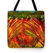 Sweeping Fields Tote Bag