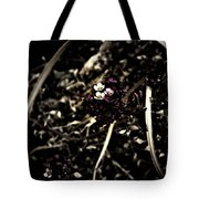Sweet Alyssum Tote Bag