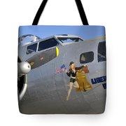 Sweet Liberty Tote Bag