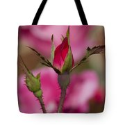 Sweet Little Rosebud Tote Bag