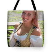 Sweet Nut Merchant Tote Bag