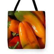 Sweet Peppers Tote Bag