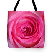 Sweet Pink Rose IIi Tote Bag
