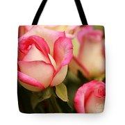 Sweet Roses Tote Bag