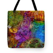 Sweet Songs Of Nature Tote Bag