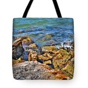 Sweet Splashes Tote Bag