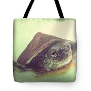 Swimming Lesson Tote Bag