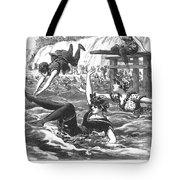 Swimsuits, 1892 Tote Bag
