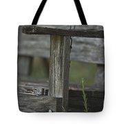 Swing In The Woods Tote Bag