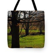 Swing With Me Tote Bag