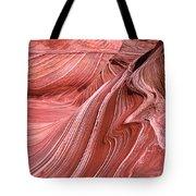 Swirling Sandstone Tote Bag