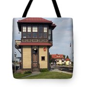 Switch Tower Tote Bag