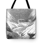 Switzerland: Convent, 1843 Tote Bag