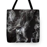 Swriling Smoke  Tote Bag