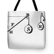 Symbol Language Of Statics Tote Bag
