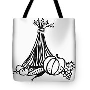 Symbol: Thanksgiving Tote Bag