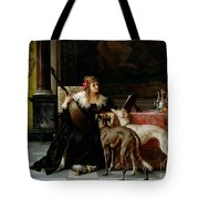 Sympathetic Friends Tote Bag