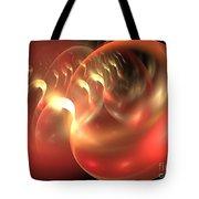 Symphonic Tote Bag