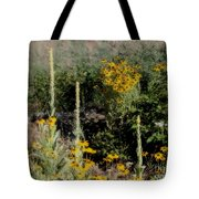 Symphony Of Summer Tote Bag