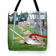 Syracuse Chilled Plow Co. Tote Bag